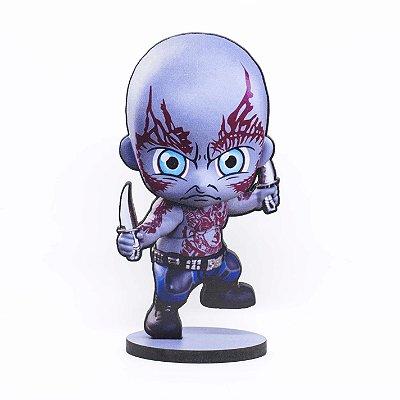 Boneco Mini Toten DRAX BABY Avengers