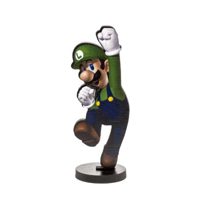 Boneco Mini Toten LUIGI - Mario Bros