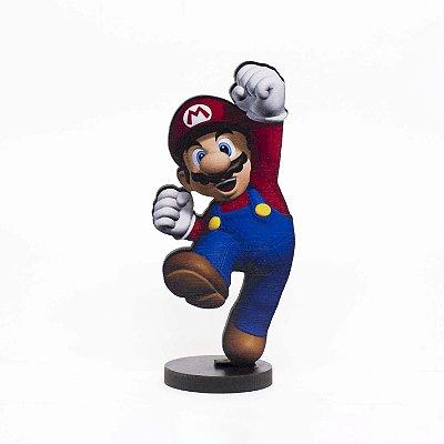 Boneco Mini Toten MARIO - Mario Bros