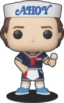 Boneco Mini Toten STEVE BABY Stranger Things