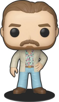 Boneco Mini Toten HOPPER BABY Stranger Things