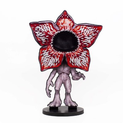 Boneco Mini Totem DEMOGORGON  Stranger Things