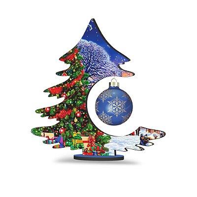 Árvore de Natal de Mesa - Presentes
