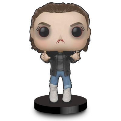BONECO MINI TOTEN BATTLE ELEVEN 2 BABY STRANGER THINGS