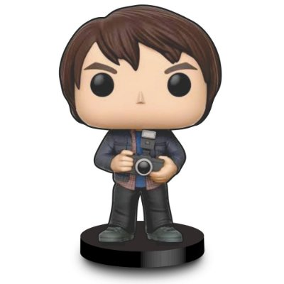 BONECO MINI TOTEM JONATHAN BABY STRANGER THINGS