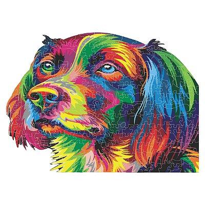 Quebra-cabeça Cachorro da Lealdade - 283 peças