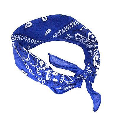 Bandana azul