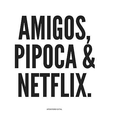 Poster Amigos