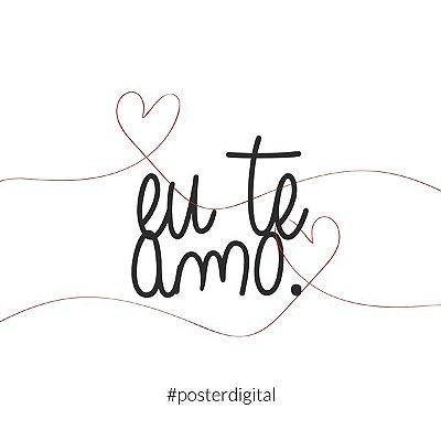 Poster Amor