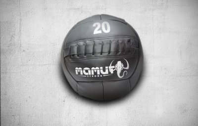 MEDICINE BALL 20lbs