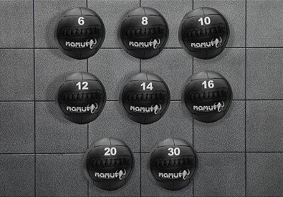 KIT MEDICINE BALL - de 6lb a 30lb - R$ 2.998,00