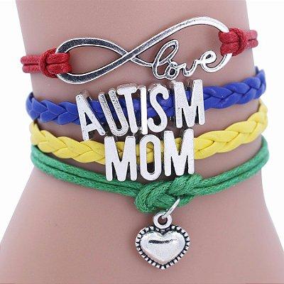 Pulseira Mãe Autista