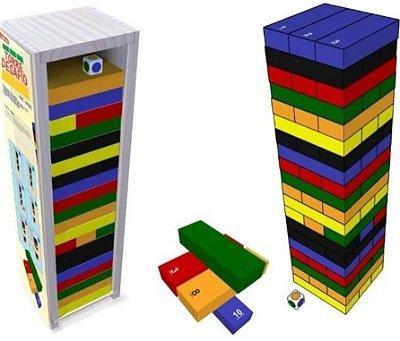 Torre Desafio - Equilíbrio