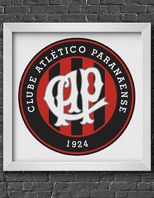 Quadro Decorativo Time: Clube Atlético Paranaense - CAP