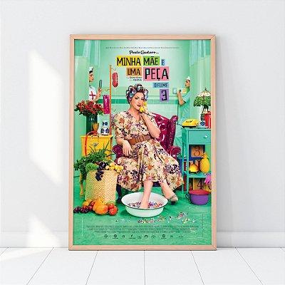 Moldura personalizada - Poster