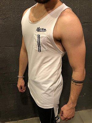 Camiseta Filho Rico Gola O - Regata