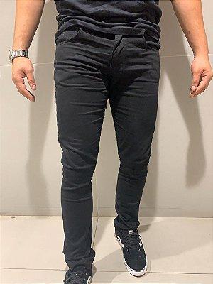 Calça Jeans Masculina Filho Rico - Preta