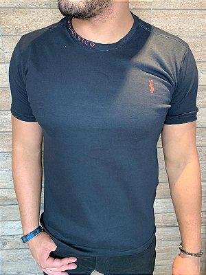 Camiseta Verano Filho Rico - Preto