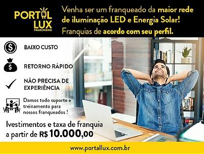 Franquia Portal Lux