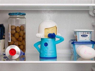 Desodorizador Para Geladeira Tira Cheiro Ruim E Acaba Com O Mau Odor- Mamãe Estresse