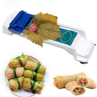 Máquina de Enrolar Charuto Carne Vegetal Repolho Folha De Uva