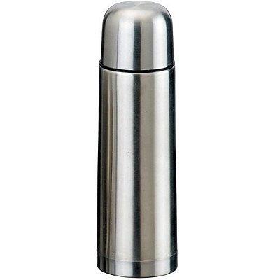 Garrafa Térmica Inox Água Café Chimarrão Resistente Anti Vazamento 1 Litro