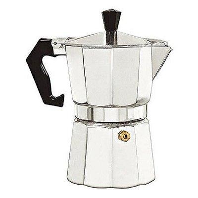 Cafeteira Italiana em Alumínio Especial Para Cáfe Com Capacidade de 450ml