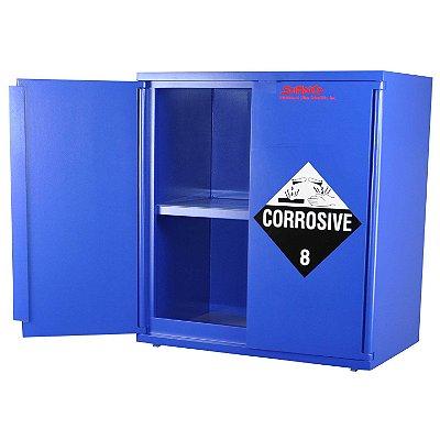 Armário Corta-Fogo para Ácidos e Corrosivos – Gabinete