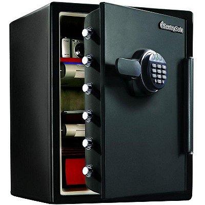 Cofre Eletrônico Anti Chamas Sentry Safe modelo SFW 205