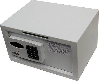 Cofre Eletrônico Office com Boca de Lobo e Auditoria - Cofres Gold Safe