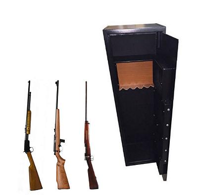 Cofre Eletrônico para Armas e Munições Safe Gun Black