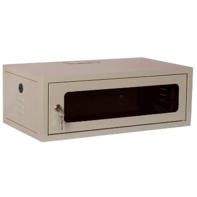 Rack Parede Mini-Rack 05Ux0450 Bege