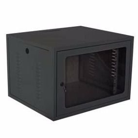 Rack Parede Mini-Rack 14Ux0450 Preto