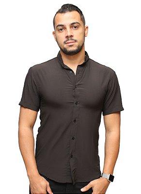 Camisa Gola Padre Black Brothers