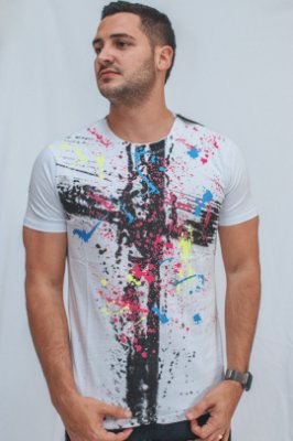 Camiseta long brothers art