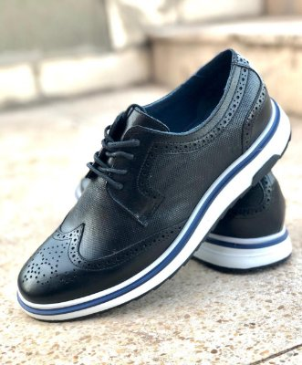 Sapato Derby Brothers Solado Espanhol
