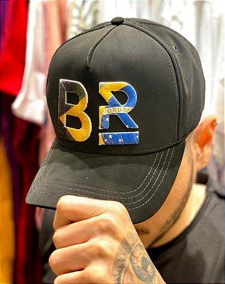Boné BR Brothers Black