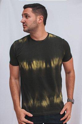 Camiseta Tye Dye Green