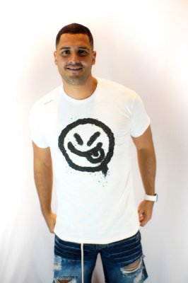 Camiseta Brothers White Smile