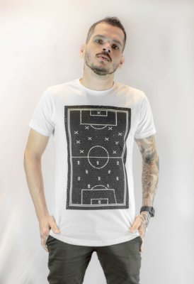 Camiseta Long Brothers Stadium White