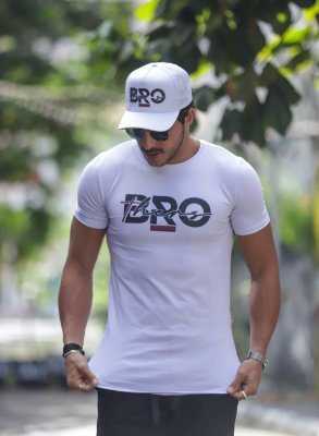Camiseta Long Brothers Bro