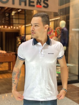 POLO BROTHERS WHITE