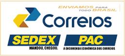 Mini Banner Correios