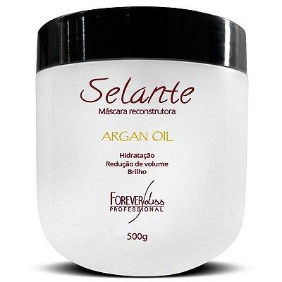 Selante Térmico (Argan Oil) 500g - Forever Liss