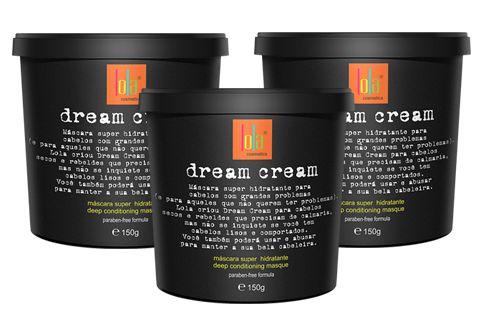 Máscara Dream Cream - LOLA Cosmétics