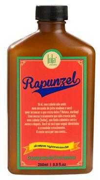 Rapunzel Shampoo Rejuvenescedor 250ml (Crescimento) - Lola Cosmétics