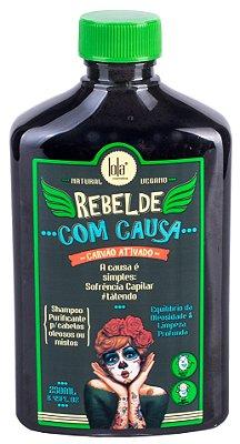 Shampoo Purificante Rebelde Com Causa 250ml - Lola Cosmétics