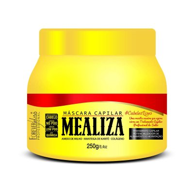 MeAliza Máscara 250g - Forever Liss