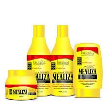 MeAliza kit 4 itens - Forever liss