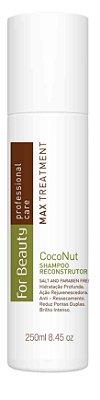 Condicionador Coconut Oil 250ml - For Beauty